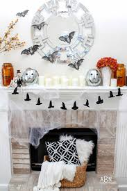halloween mantle ideas tips for a spooky display