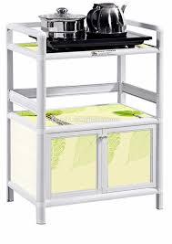 Newest Design Modern Kitchen Cabinets Kitchen Aluminum Cabinet - Kitchen side tables