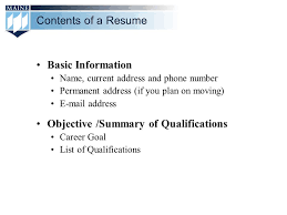 resume writing patty counihan director university of maine career