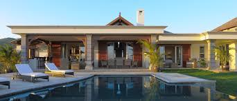 House Design Ideas Mauritius Natural Modern Design Of The Hill Villa External Design That Can