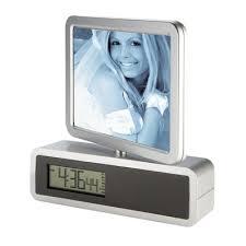 cadre photo bureau cadeau d entreprise publicitaire horloge de bureau personnalisée