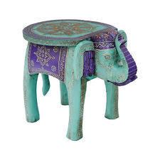 Elephant Side Table Elephant Table Side End Tables Ebay