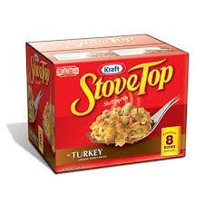 stove top dressing stove top mix for turkey 6 oz ea 8 pk sam s club