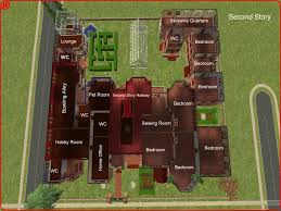Luxury Castle Floor Plans Mod The Sims Rose Red By Kerri A Mansion Of Luxury No Custom