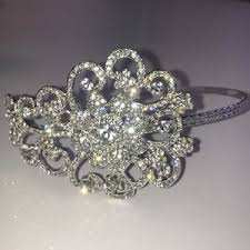 swarovski sede s swarovski accessories hair accessories on poshmark