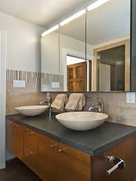 creative of bathroom medicine cabinets with lights and dining room