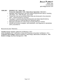 Boston College Resume Template Examples Some College But No College Degree Susan Ireland Resumes