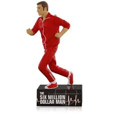 amazon com the six million dollar man steve austin ornament