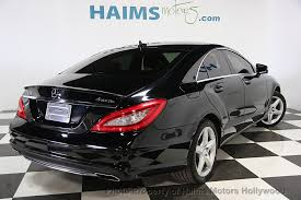 2013 mercedes coupe 2013 used mercedes cls 4dr coupe cls550 4matic at haims