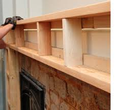 How To Build Fireplace Surround by Home Dzine Home Diy Build A Fireplace Surround With Mantel Shelf