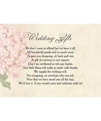 wedding gift list poems wedding gift wishes imbusy for