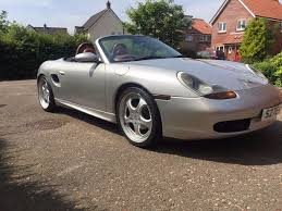 porsche boxster 986 2 5 manual with dvd player and satnav in