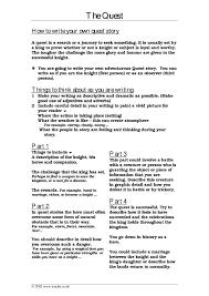 ks3 imaginative writing teachit english