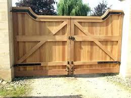 Backyard Gate Ideas Wooden Garden Gate Designs Wooden Gates Outdoor Wooden Gate