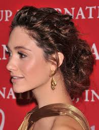 hairstyles for medium hair half up half down
