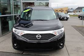 nissan quest rear nissan quest minivan in washington for sale used cars on