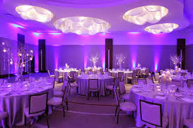 purple decorations best wedding decorations