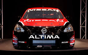 nissan altima 2013 tune up not a commuter car 2013 nissan altima v8 supercars racer unveiled