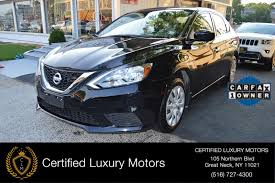 custom nissan sentra 2016 2016 nissan sentra sv stock 0501 for sale near great neck ny