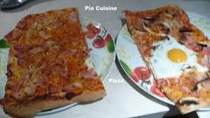 overblog de cuisine pâte à pizza la recette le de pia cuisine com