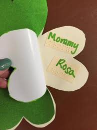 st patrick u0027s day craft for children who are blind or partially