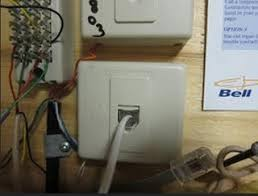 wiring how to prepare for a home service call from my dsl