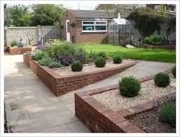 Split Level Garden Ideas Garden Ideas On Two Levels Interior Design