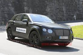 2016 bentley falcon bentley suv spy shots photo gallery autoblog