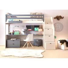 bureau pas chere bureau avec rangement pas cher meuble lit mezzanine avec bureau et
