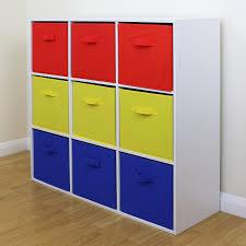 kids organization home organization modern colorfull door kids book storage design