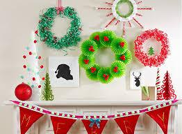 Christmas Wreath Decorating Ideas Photos by Diy Christmas Wreath Ideas Party City