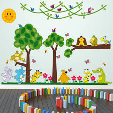 Giant Wall Stickers For Kids Large Wall Decals Tips Inspiration Home Designs