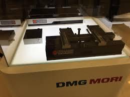 orange vise at dmg mori innovation days 2016