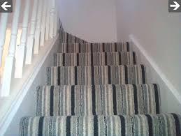 striped carpet in hallway carpetsgallery