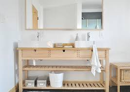 ikea bathroom vanity ideas ikea norden sink hack ikea hack sinks and bath