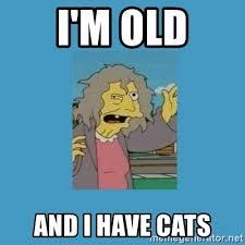 Cat Lady Meme - old cat lady meme bigking keywords and pictures