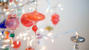blown glass ornaments glassblake