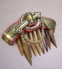 antique hair combs 78 best hair and accessories images on hair ornaments
