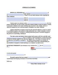 Forms Power Of Attorney by Maine Limited Special Power Of Attorney Form Power Of Attorney
