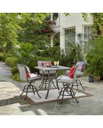 5 Pc Patio Dining Set New Savings Are Here 38 Outdoor Sutton Rowe Fillmore 5 Pc