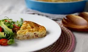 cuisine quiche crustless quiche kidspot
