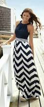black wave striped patchwork pleated boho sleeveless evening party