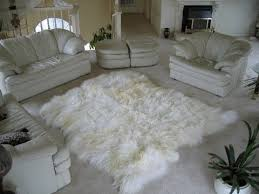 sheepskin rug sheepskin rug apartment therapy youtube