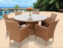 tk classics laguna patio dining set u0026 reviews wayfair