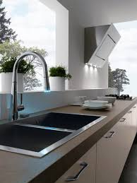 Kitchen Without Upper Cabinets by Contemporary Kitchens Without Upper Cabinets Easy Kitchen By Treo