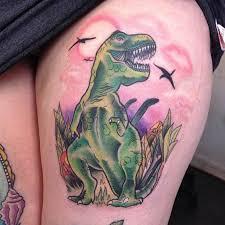 dinosaur tattoo motive ideas tattoo designs