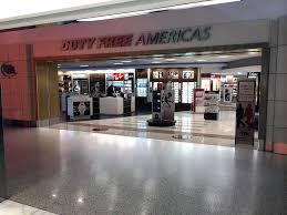 Jfk Terminal 8 Map Duty Free Americas Jfk Terminal 7 Main Atrium