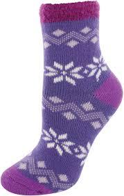 yaktrax youth cozy cabin crew socks u0027s sporting goods