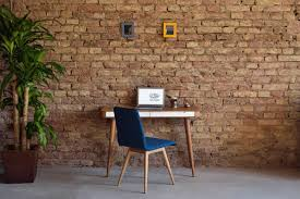The Brick Vanity Table Ena Desk From Gazzda By Salih Teskeredzic Inspirational