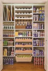 sensational kitchen pantry storage racks with wooden hanging wine